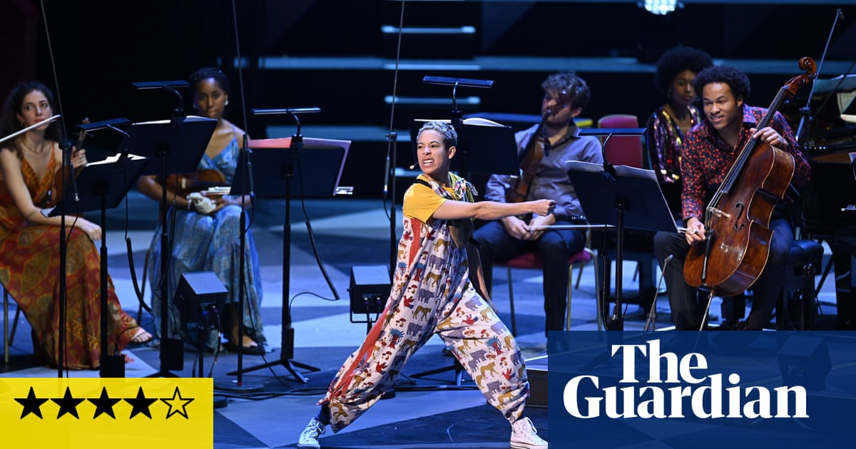 The family prom review: Poetry, pranks and a graceful Elephant
