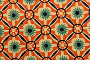 A printed paper pattern from the Friedlander archive.