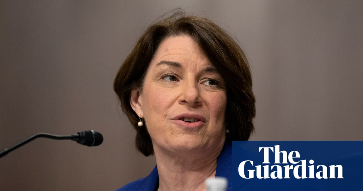 New Amy Klobuchar book attacks Trump for 'a whole lot of bluster' on antitrust