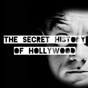 The Secret History of Hollywood : Adam Roche podcast new artwork