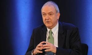 Professor Sir Bruce Keogh, medical director of NHS England