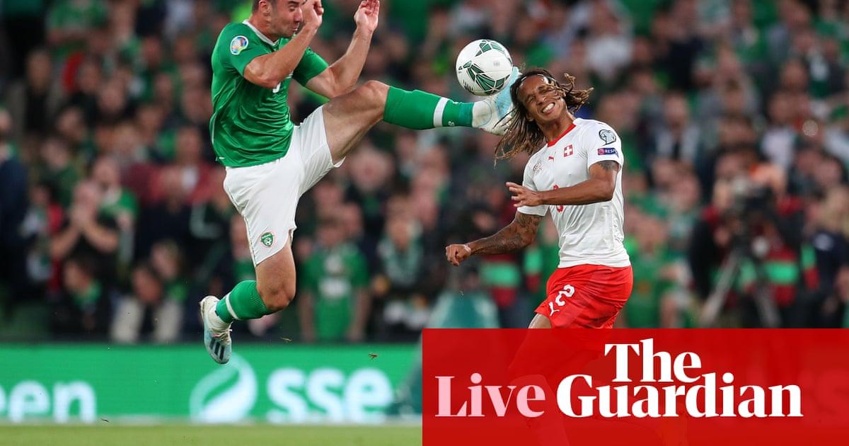 Euro 2020: Republic of Ireland v Switzerland, Romania v Spain – live!