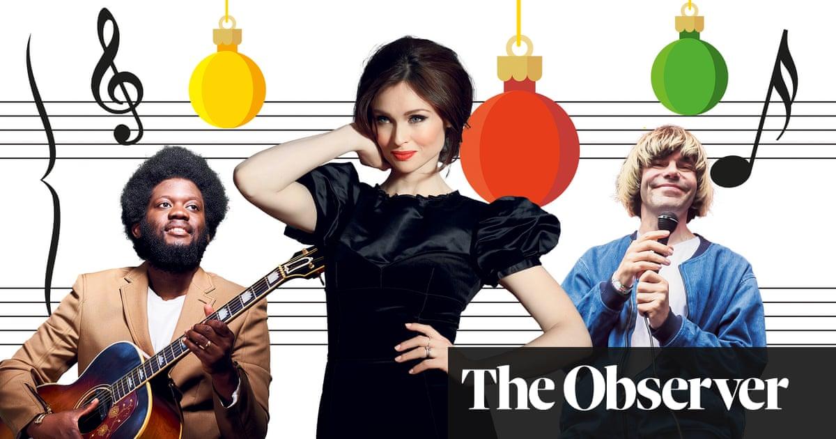 My perfect Christmas playlist, by Michael Kiwanuka, Sophie Ellis-Bextor and Tim Burgess