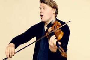 Violinist Pekka Kuusisto: folk, forests and the Moomins