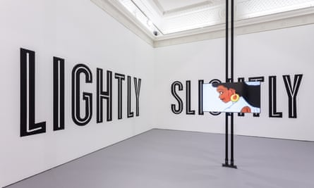 Lightly, Slightly, Politely .... Martine Syms' Fact & Trouble at the ICA.