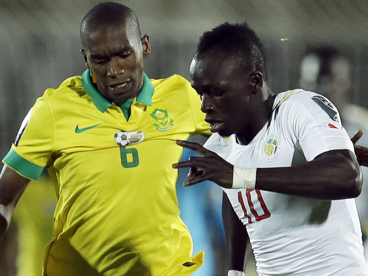Former South Africa Defender Anele Ngcongca Dies In Car Accident South Africa Football Team The Guardian