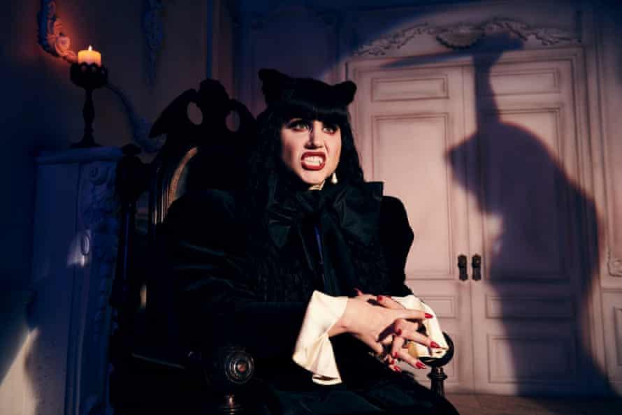 Nadja (Natasia Demetriou) in What We Do in the Shadows