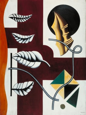 Leaves and Shell, 1927.