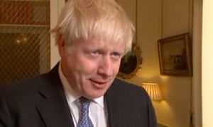 Boris Johnson on Sky News