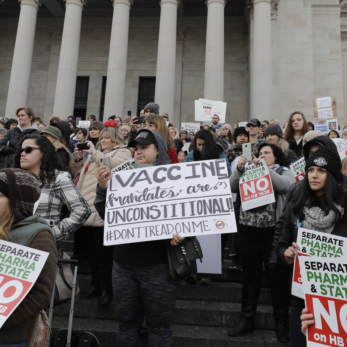 Facebook under pressure to halt rise of anti-vaccination groups   Facebook    The Guardian