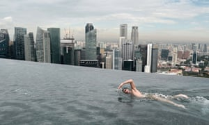 Singapore's planning is often singled out for its embrace of height.