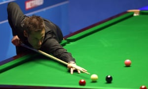 David Gilbert is three frames from the semi-finals in his best-ever run at the Crucible.
