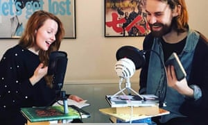 Guardian Kelly And Chris from That Classical Podcast