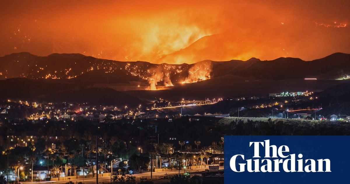 'The very worst things we could imagine': a terrifying documentary on US wildfires