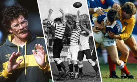 A History Of The Wallabies At The Rugby World Cup Part I Australia Rugby Union Team The Guardian
