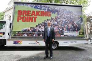 Nigel Farage proved the power of powerful slogans and images during the EU referendum campaign.