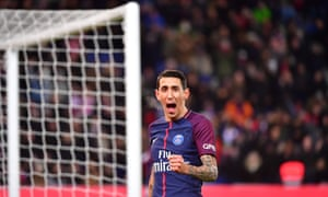 Ángel Di María scored in PSG's routine win over Lille but his team will need to improve their attitude when they face Real Madrid in the Champions League.