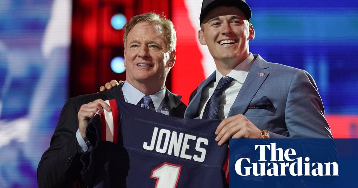 NFL draft: Patriots tee up Jones as Brady's successor as Fields heads to Bears
