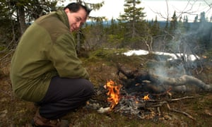 Lars-Erik Lie of Predator Alliance Norway