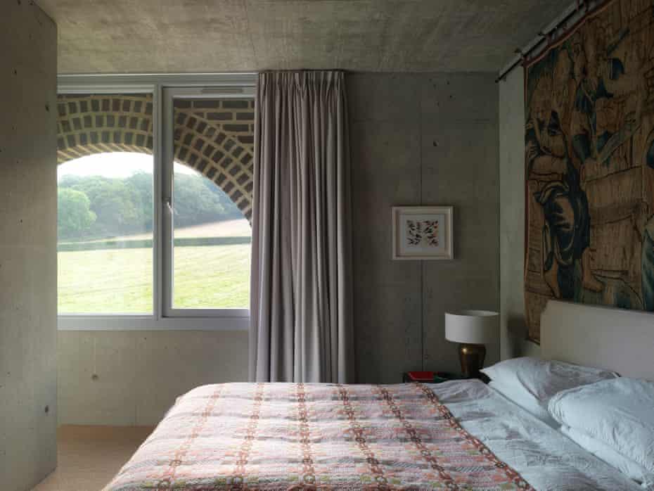 Nithurst Farm bedroom