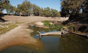 The Murray-Darling Basin Authority concedes more work needs to be done on how climate change is affecting the river system