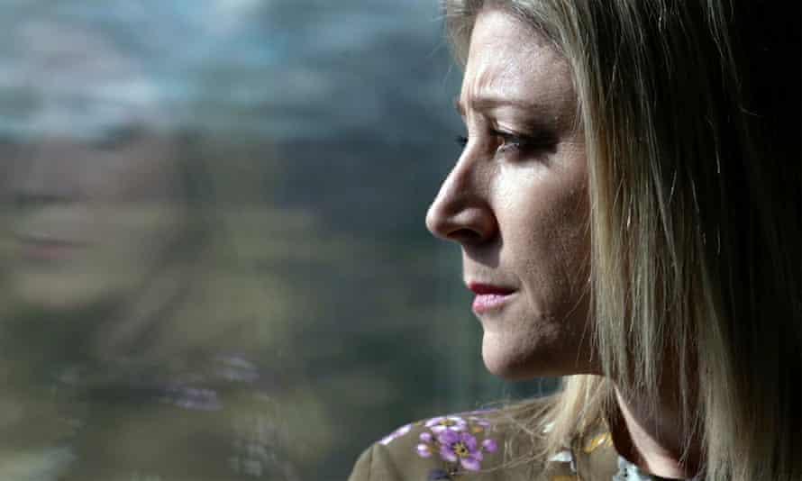 CEO Charlotte in Safe at Last: Inside A Women's Refuge
