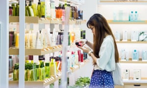 So much to choose from. K-beauty brands are part of a new wave of lower-cost beauty products.