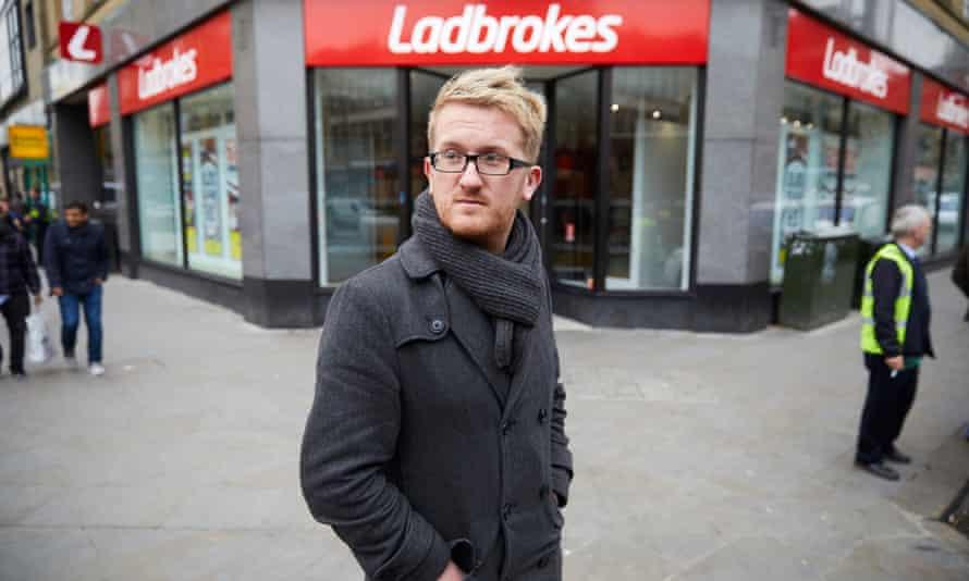 Bradford Labour councillor Richard Dunbar