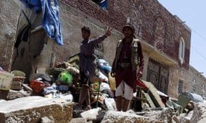 'If the current US and British-backed Saudi bombing campaign in Yemen continues, expect Yemeni refugees to join the region's exodus in the months to come.'