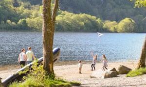 Loch Lubnaig, Callander, Stirling