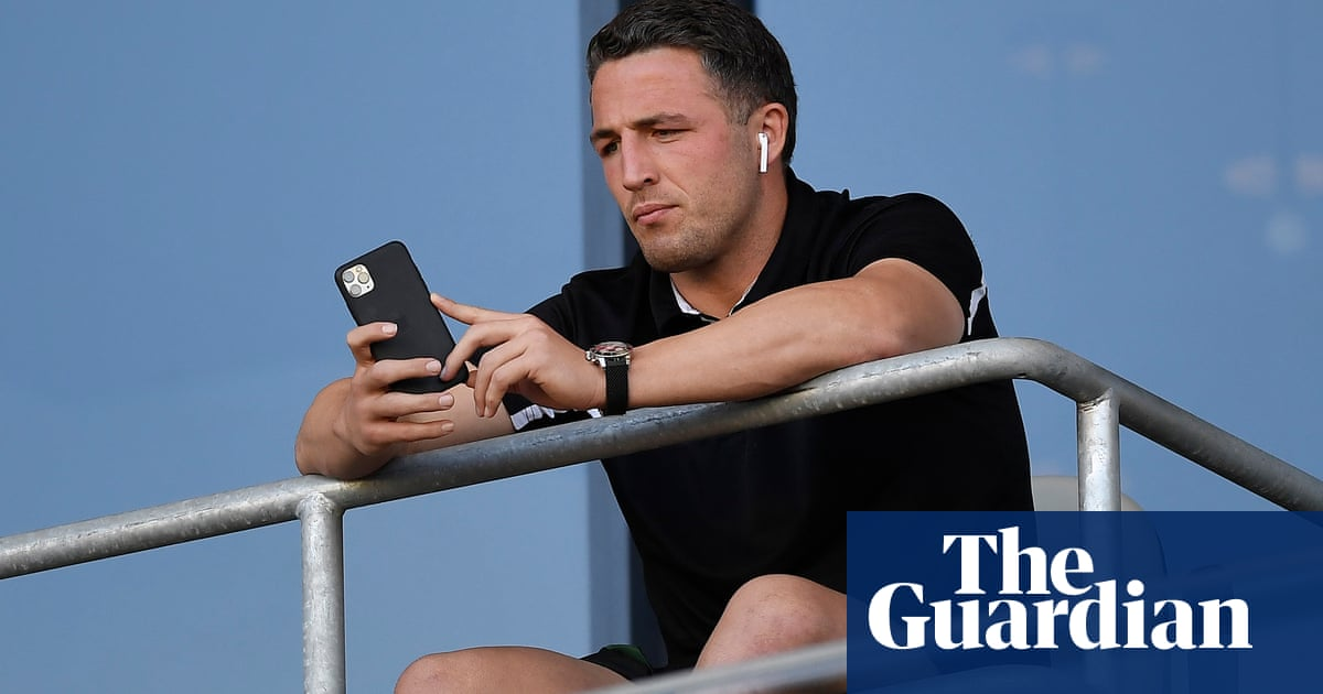 Burgess stands down as police, NRL investigate very serious allegations against ex-Rabbitohs star