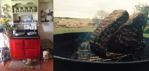 Will Bowlby loves his mum's Aga, and gets a kick out of a good barbecue.