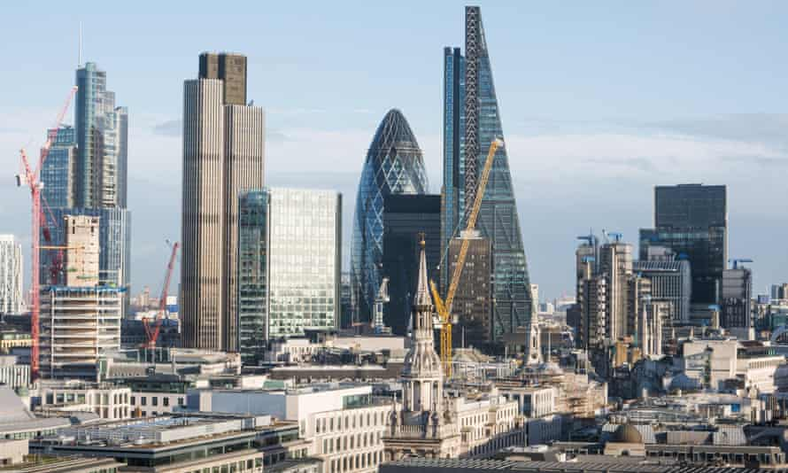 'In 2013, the City of London began marketing itself as the offshore centre for China.'