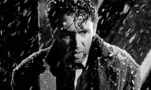 James Stewart in Frank Capra's It's a Wonderful Life