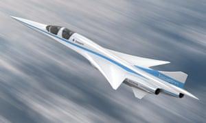 the new Boom XB-12 prototype