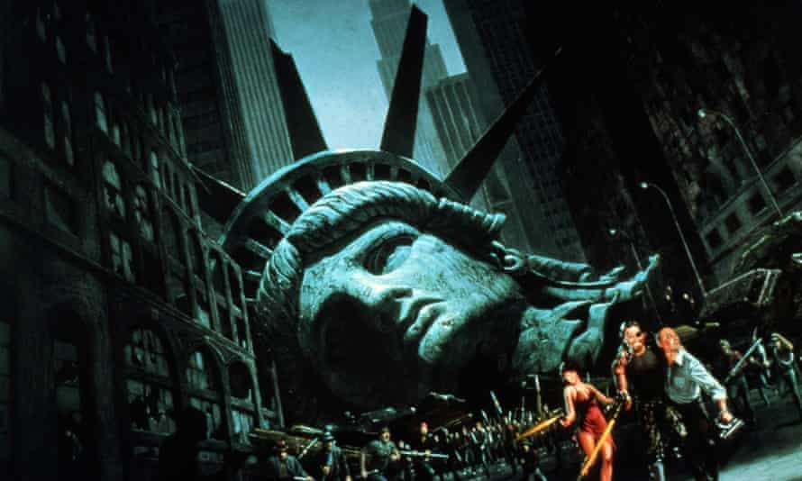 1981, ESCAPE FROM NEW YORKADRIENNE BARBEAU & KURT RUSSELL Character(s): Snake Plissken Film 'ESCAPE FROM NEW YORK' (1981) Directed By JOHN CARPENTER 23 May 1981 CTV84086 Allstar/EMBASSY PICTURES (USA/UK 1981) **WARNING** This Photograph is for editorial use only and is the copyright of EMBASSY PICTURES and/or the Photographer assigned by the Film or Production Company & can only be reproduced by publications in conjunction with the promotion of the above Film. A Mandatory Credit To EMBASSY PICTURES is required. The Photographer should also be credited when known. No commercial use can be granted without written authority from the Film Company.