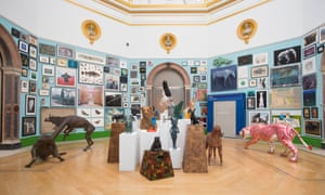 Artworks in the Summer Exhibition at the Royal Academy, London