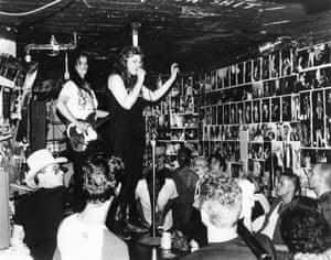 Psycho Sex, rock'n'roll, 1983