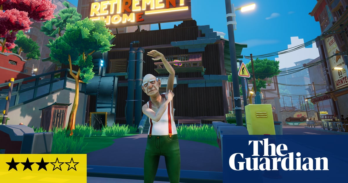 Just Die Already review – care-home rebels on the rampage