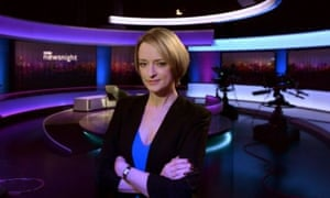 Laura Kuenssberg joined the BBC in 2000 before moving to ITV in 2011 and rejoining the corporation on Newsnight last year.