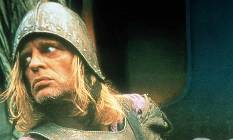 Festival opener ... Klaus Kinski in Aguirre, the Wrath of God – the actor will be a special guest. Photograph: AFP