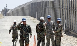 Trump is not first president to deploy troops to US-Mexico
