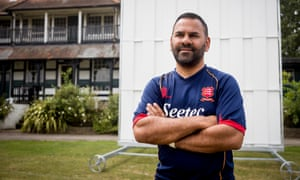 Arfan Akram, the Essex county cricket coach responsible for the amateur game in east London
