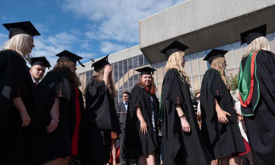 'Education liberates. Above all, universities liberate.'