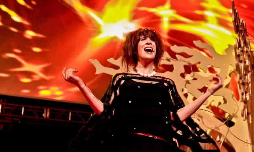 Imogen Heap is one of the first musicians exploring the blockchain.