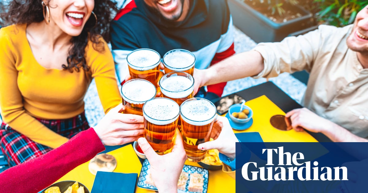 Summer is upon us, the world is opening up – get me to the beer garden