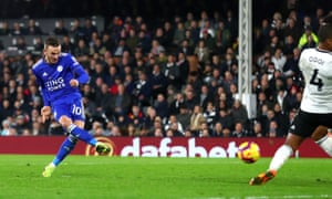 James Maddison keeps his composure to guide home Leicester's equalser and leave Claudio Ranieri's Fulham rooted to the bottom of the Premier League.