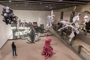 Lee Bul: Crashing at the Hayward Gallery