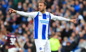 Glenn Murray's experience may be needed to steady Brighton during a nervous run-in.