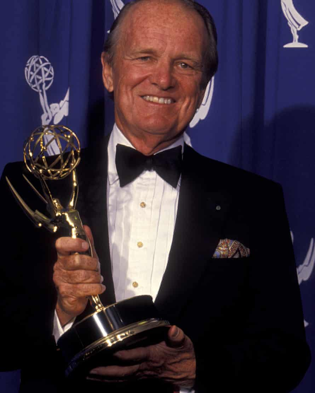George Stevens Jr at the 1994 Primetime Emmy awards